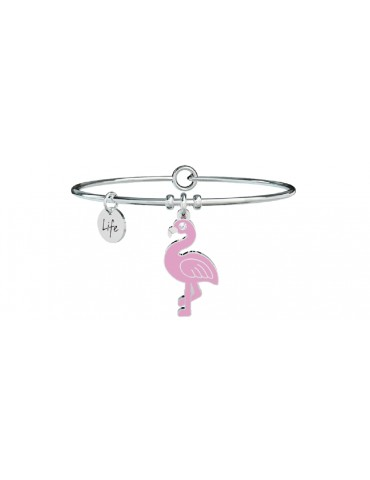 KIDULT - BRACCIALE ANIMAL PLANET - FLAMINGO 731285