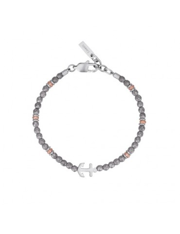 2JEWELS - BRACCIALE HEMATITE