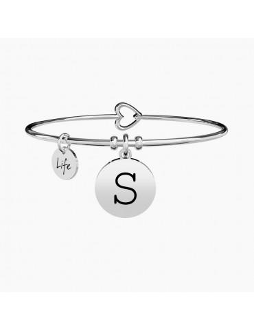 Kidult - Bracciale Symbols - Lettera S - 231555s