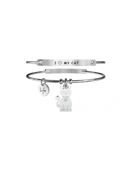 KIDULT - BRACCIALE ANIMAL PLANET - GATTO - 231630