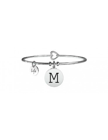 Kidult - Bracciale Symbols - Lettera M - 231555m