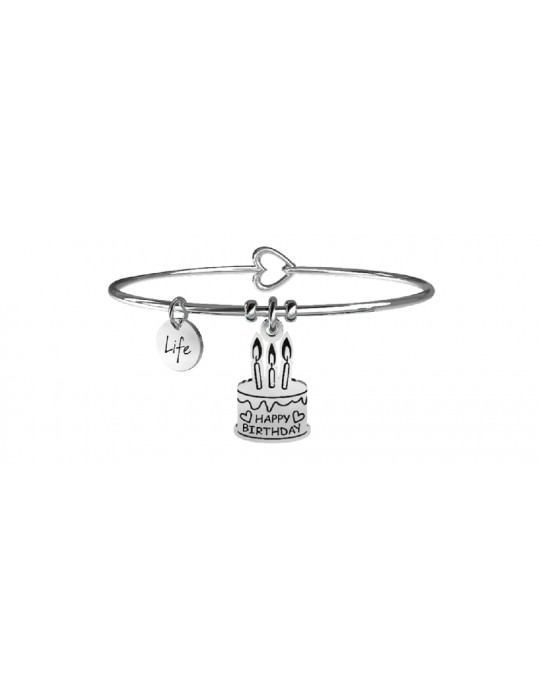 KIDULT - BRACCIALE SPECIAL MOMENTS - COMPLEANNO
