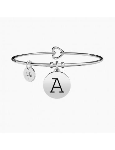Kidult - Bracciale Symbols - Lettera A - 231555a