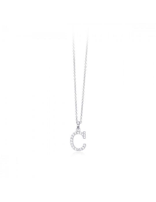 MABINA - COLLANA IN ARGENTO