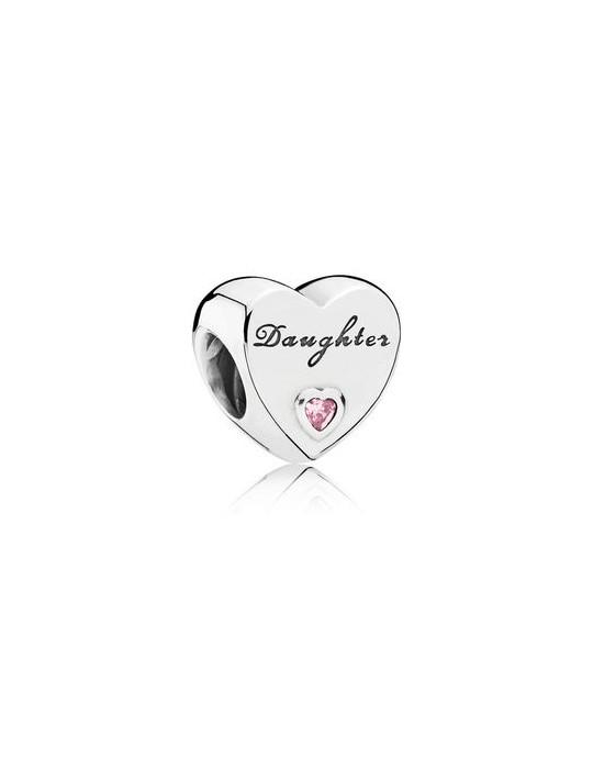 PANDORA - CHARM AMORE DI FIGLIA - 791726PCZ