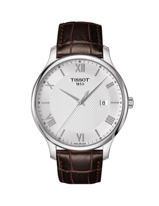 TISSOT - OROLOGIO TRADITION QUARZO T0636101603800