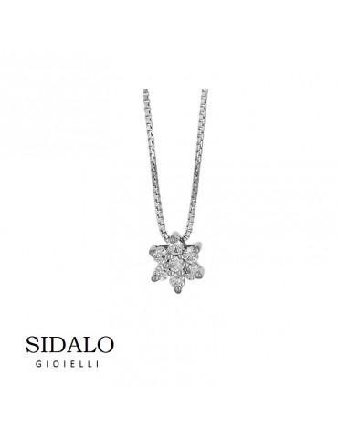Sidalo - Collana In Oro Bianco