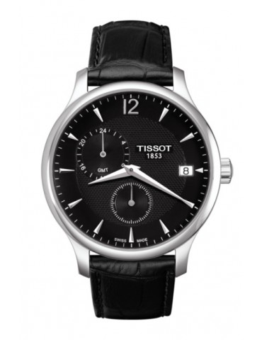 TISSOT - OROLOGIO TRADITION GMT - T0636391605700