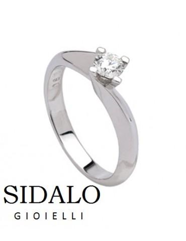 Sidalo - Anello Solitario 821€