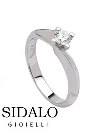 Sidalo - Anello Solitario 1305€