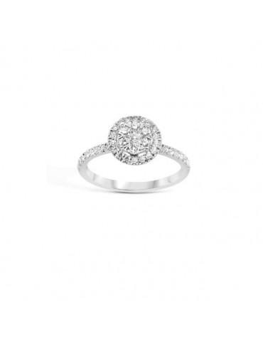 Alfieri & St. John - Anello Con Diamanti