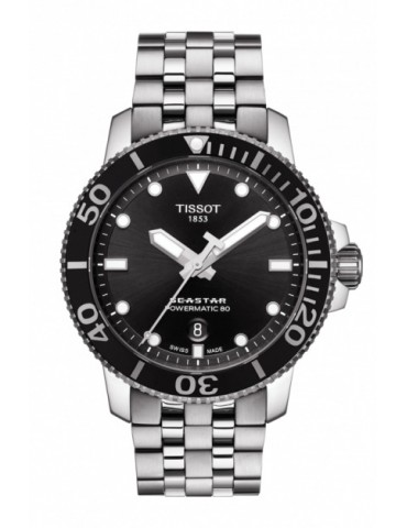 Tissot - Seastar 1000 Powermatic 80 T1204071105100