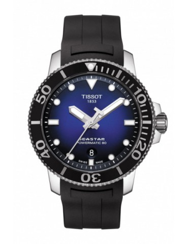 Tissot - Seastar 1000 Powermatic 80 Blu Mare