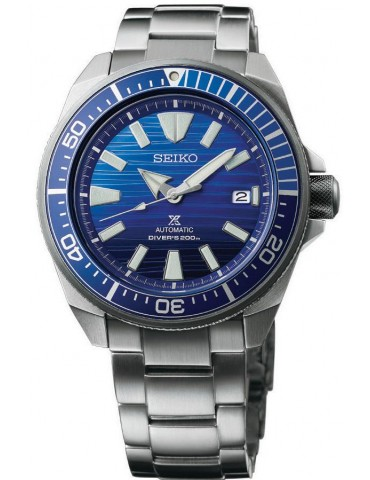 Seiko - Prospex  Save The Ocean Samurai