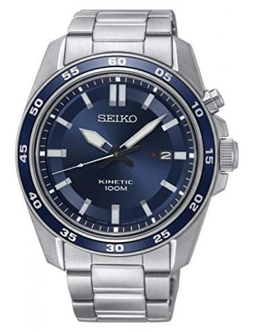 Seiko - Orologio Kinetic Blue - Ska783p1
