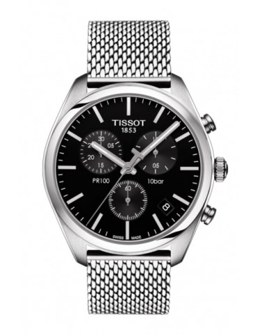 Tissot - Cronografo Pr 100 Black - T1014171105101