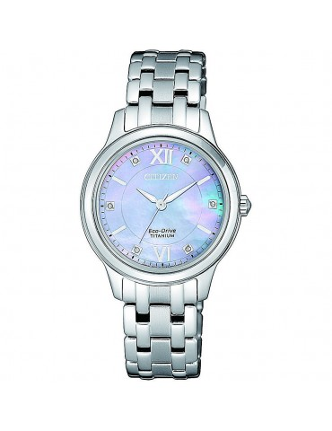 CITIZEN - SOLOTEMPO SUPERTITANIO LADY - EM0720-85Y