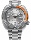 SEIKO -PROSPEX DAWN GREY TURTLE LIMITED EDITION