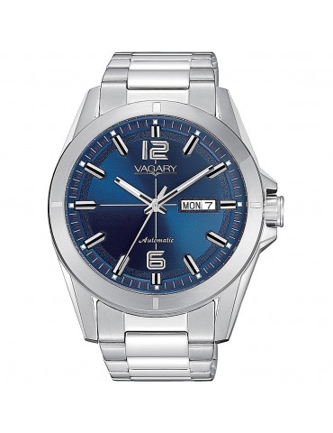 VAGARY  BY CITIZEN- SOLOTEMPO GEAR MATIC BLU