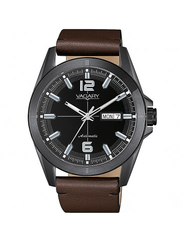 VAGARY  BY CITIZEN- SOLOTEMPO GEAR MATIC BLACK