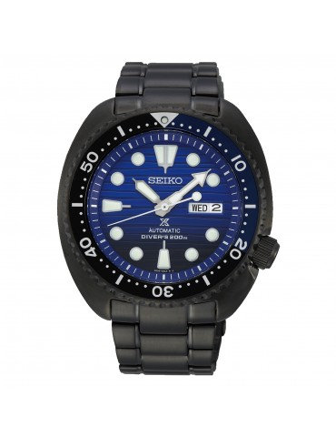 SEIKO - PROSPEX  SAVE THE OCEAN  BLACK SAMURAI