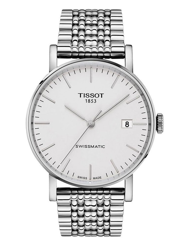 TISSOT - EVERYTIME SWISSMATIC WHITE
