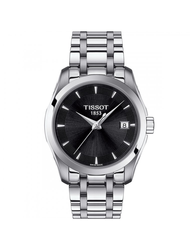 TISSOT - SOLOTEMPO COUTURIER LADY BLACK