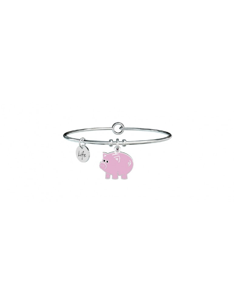 KIDULT - BRACCIALE ANIMAL PLANET - MAIALINO