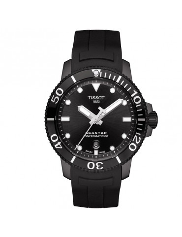 Tissot - Seastar 1000 Powermatic 80 All Black
