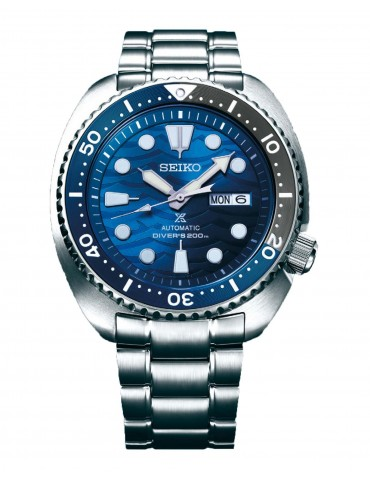 SEIKO - PROSPEX  TURTLE SAVE THE OCEAN - SRPD21K1