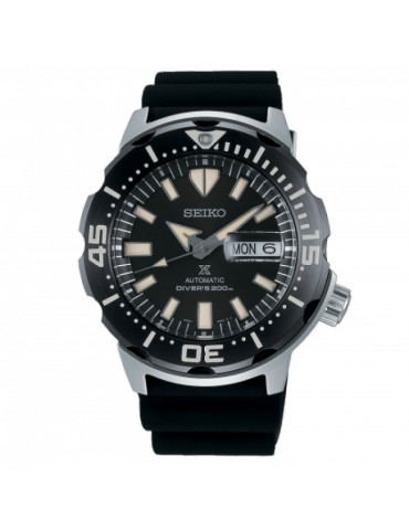 SEIKO - PROSPEX MONSTER SERIES BLACK - SRPD27K1