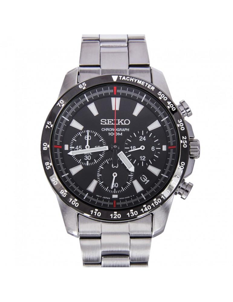 orologio 94a3a 91f8a Seiko - Orologio Cronografo al quarzo