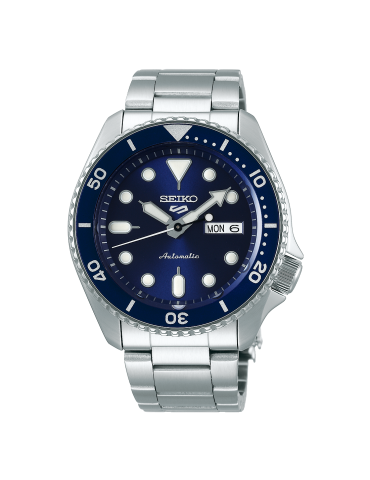 4954628232106SEIKO - SPORTS SERIE 5 DEEP BLUE - SR