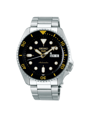SEIKO -  SPORTS SERIE 5 BEE MINE - SRPD57K1