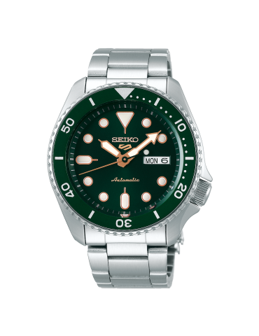 SEIKO -  SPORTS SERIE 5 BRITISH GREEN - SRPD63K1