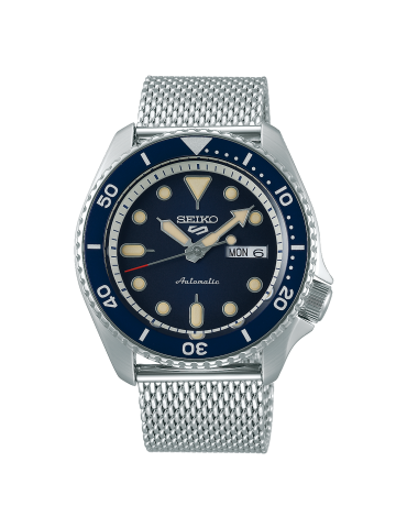 SEIKO -  SPORTS SERIE 5 BLUE NAVY - SRPD71K1