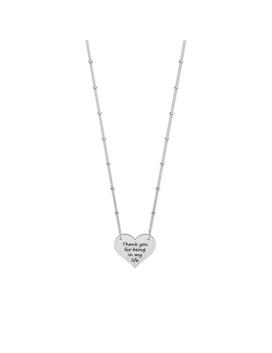 KIDULT - COLLANA CUORE-IN MY LIFE LOVE - 751104