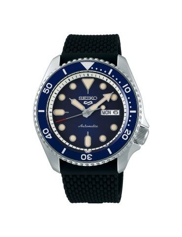 Seiko - Sports Serie 5 Blue Navy - Srpd71k2