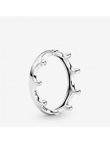 anello pandora corona incantata
