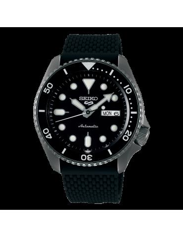 Seiko - Sports Serie 5 Black - Srpd65k2