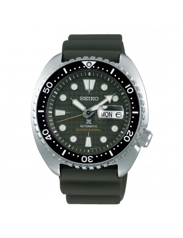 Seiko - Prospex  King Turtle Verde - Srpe05k1