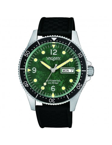 VAGARY  BY CITIZEN - SOLOTEMPO GEAR MATIC GREEN
