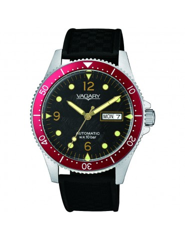 VAGARY  BY CITIZEN - SOLOTEMPO GEAR MATIC NEROBORD