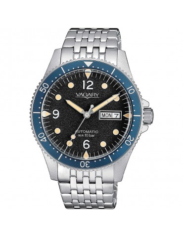 VAGARY  BY CITIZEN - SOLOTEMPO GEAR MATIC NEROBLU