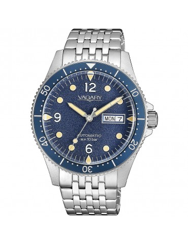 VAGARY  BY CITIZEN - SOLOTEMPO GEAR MATIC ALLBLUE
