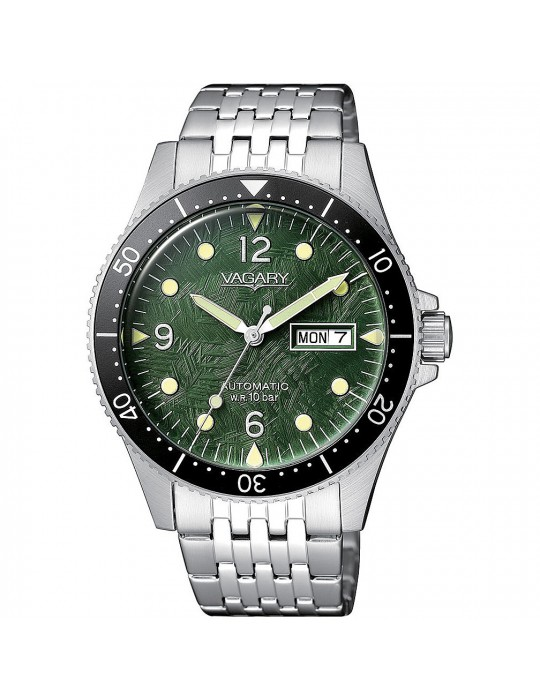 VAGARY  BY CITIZEN - SOLOTEMPO GEAR MATIC VERDE