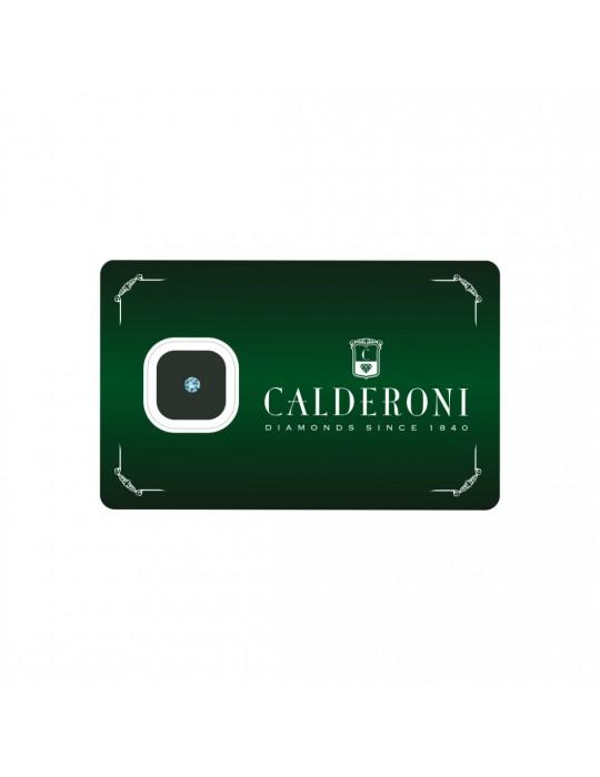 CALDERONI - DIAMANTE TAGLIO BRILLANTE 017 F IF