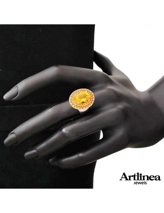 ARTLINEA - COLLEZIONE NEW - RING - ZAN359_CI-LB