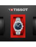 TISSOT - CRONOGRAFO PR 100 SPORT CHIC  BLU
