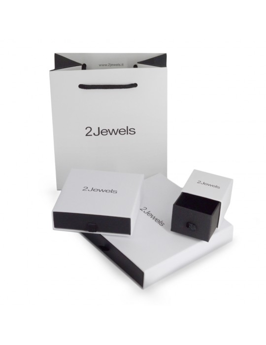 2JEWELS - BRACCIALE ACCIAIO BEVERLY HILLS 232231